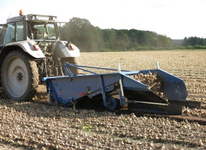 1 harvesting