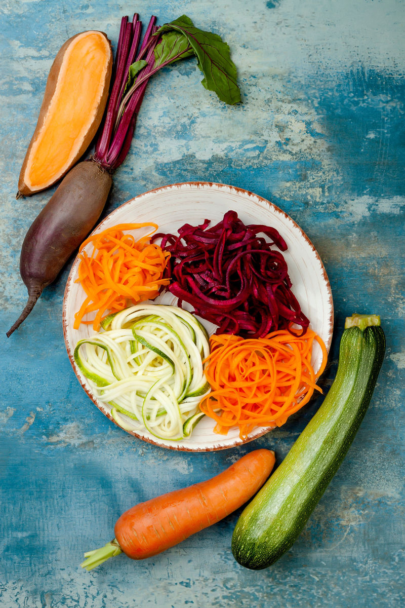 Le 8 soluzioni per il taglio dei vegetali