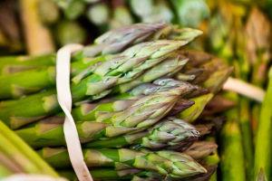 Lavorazione asparagi