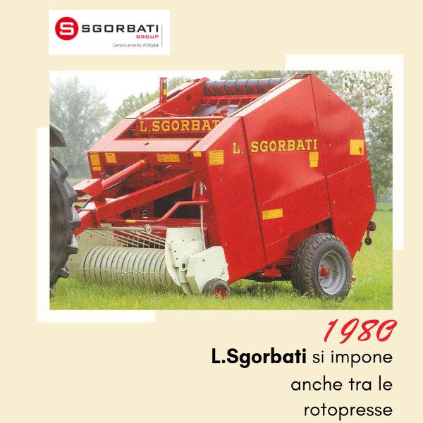 La storia di Sgorbati Group - Gli anni '80