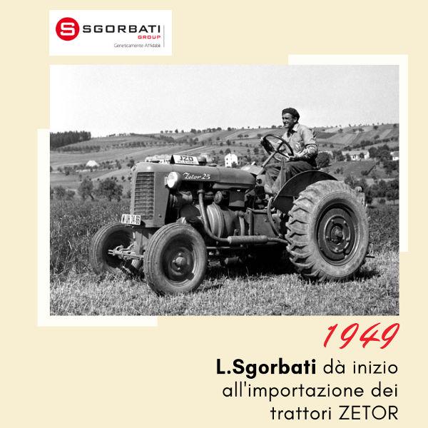 La storia di Sgorbati Group - Il dopoguerra